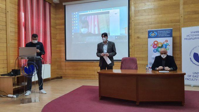 Održan Sastanak U Okviru Međunarodnog Projekta DUALSCI